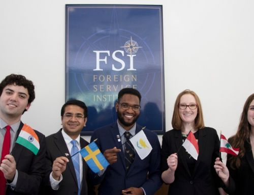 Get Inspiration from Six Short Videos of Successful FAIT Fellows Who Are Now Foreign Service Specialists